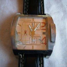 Relojes: **ANTIGUO RELOJ DE CABALLERO ----ARMAND BASSI------ PARA PIEZAS O COLECCION (4 CM)**. Lote 60764703