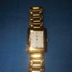 Relojes: RELOJ DE PULSERA PAUL VERSAN HOMBRE 3 MICRAS DE ORO. Lote 60850375