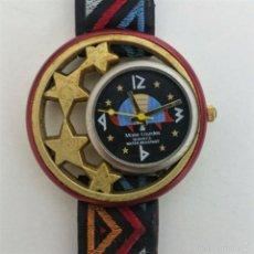 Relojes: RELOJ MARIE LOURDES QUARTZ WATER RESISTANT. Lote 61093867
