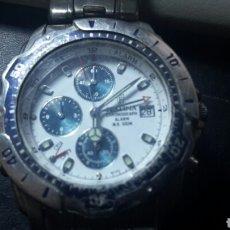 Relojes: RELOJ FESTINA CRONOGRAFO ALARMA 100 M.. Lote 61592816