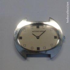 Relojes: RELOJ DE CUARZO ANTONIO MIRÓ. Lote 61993540