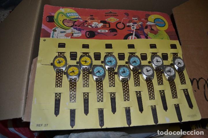 BLISTER 11 RELOJES HEDI (Relojes - Relojes Actuales - Otros)
