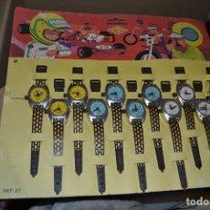 Relojes: BLISTER 11 RELOJES HEDI . Lote 62398372