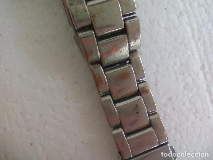 Relojes: Reloj de pulsera. LeGriffon Funcionando. Stainless Steel - Foto 5 - 69079010