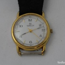 Relojes: PRECIOSO RELOJ M - WATCH MONDAINE SWISS MADE QUARTZ. Lote 63396556