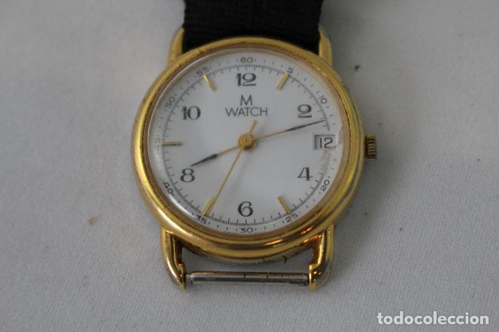 Relojes: PRECIOSO RELOJ M - WATCH mondaine swiss made quartz - Foto 3 - 63396556