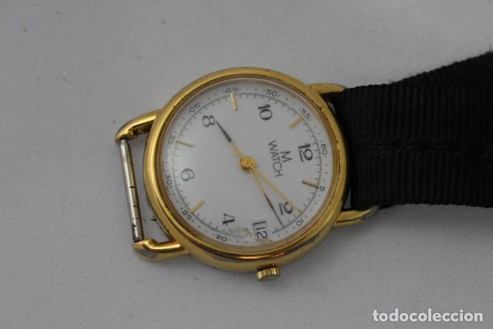 Relojes: PRECIOSO RELOJ M - WATCH mondaine swiss made quartz - Foto 4 - 63396556