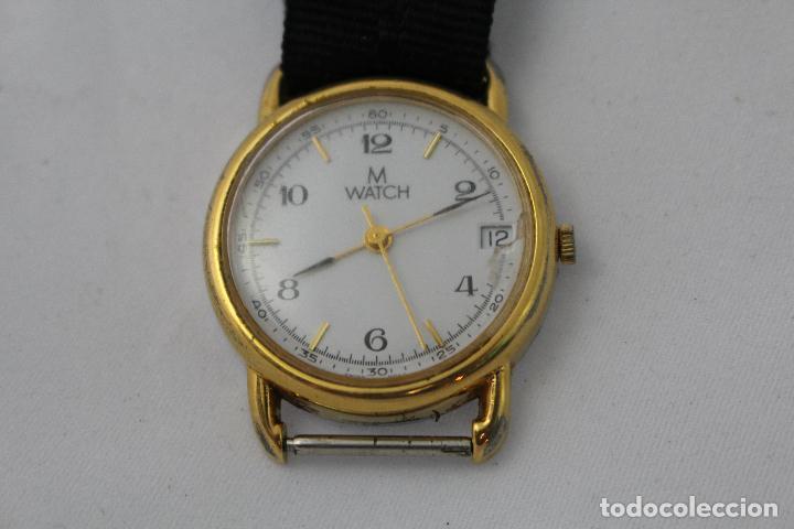 Relojes: PRECIOSO RELOJ M - WATCH mondaine swiss made quartz - Foto 8 - 63396556