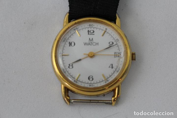Relojes: PRECIOSO RELOJ M - WATCH mondaine swiss made quartz - Foto 9 - 63396556