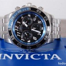 Relojes: RELOJ CRONÓGRAFO INVICTA PRO DIVER SWISS ACERO INOXIDABLE 200 METROS RESISTENCIA AL AGUA $1495. Lote 62804640