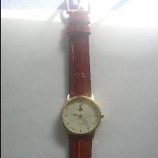 Relojes: RELOJ A ESTRENAR PUBLICIDAD DE EMPRESA DE TURISMO. Lote 64318827