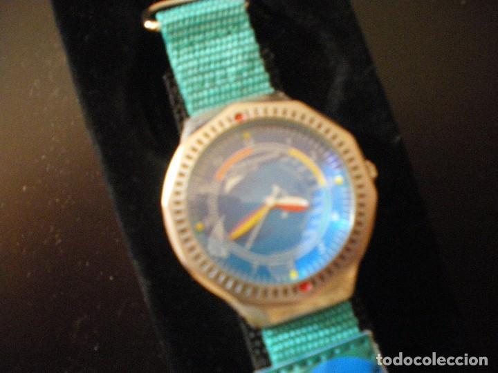 Relojes: RELOJ DE PULSERA NUEVO A ESTRENAR MUY ORIGINAL - Foto 4 - 66214010