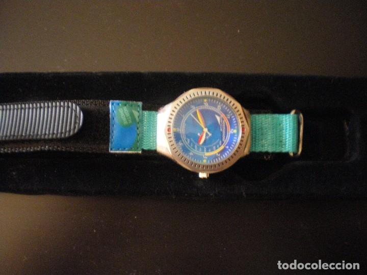 Relojes: RELOJ DE PULSERA NUEVO A ESTRENAR MUY ORIGINAL - Foto 7 - 66214010