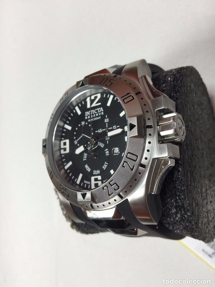 Relojes: Invicta Reserve Excursion Men's Chronograph Watch Swiss Made - Foto 11 - 54464363