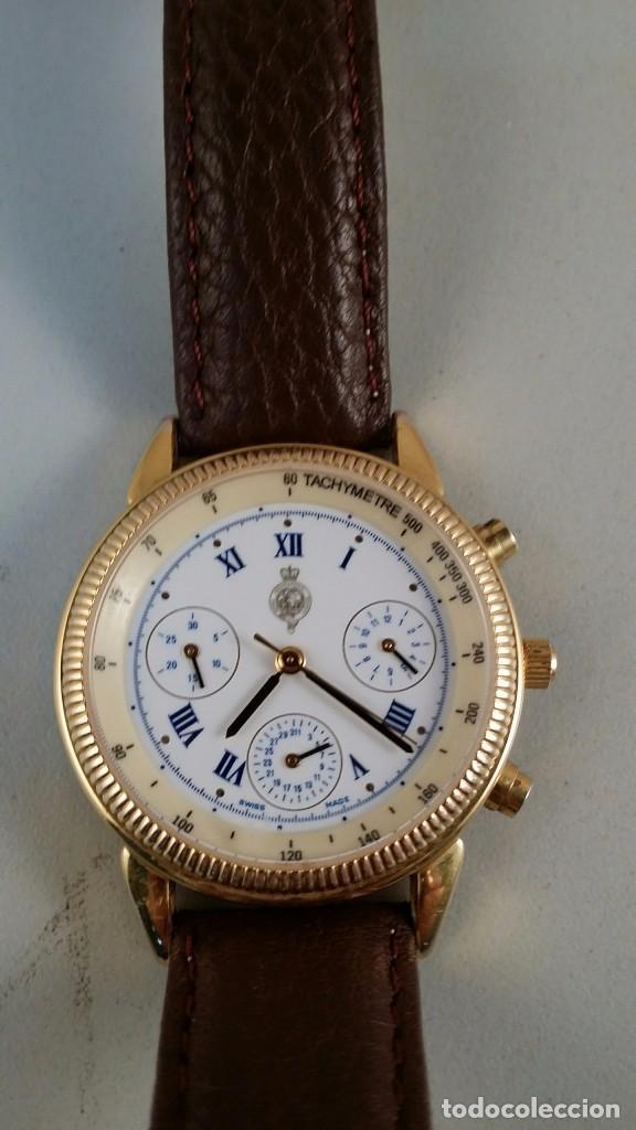 RELOJ DE PULSERA ROYAL GEOGRAPHICAL SOCIETY 1830 (Relojes - Relojes Actuales - Otros)