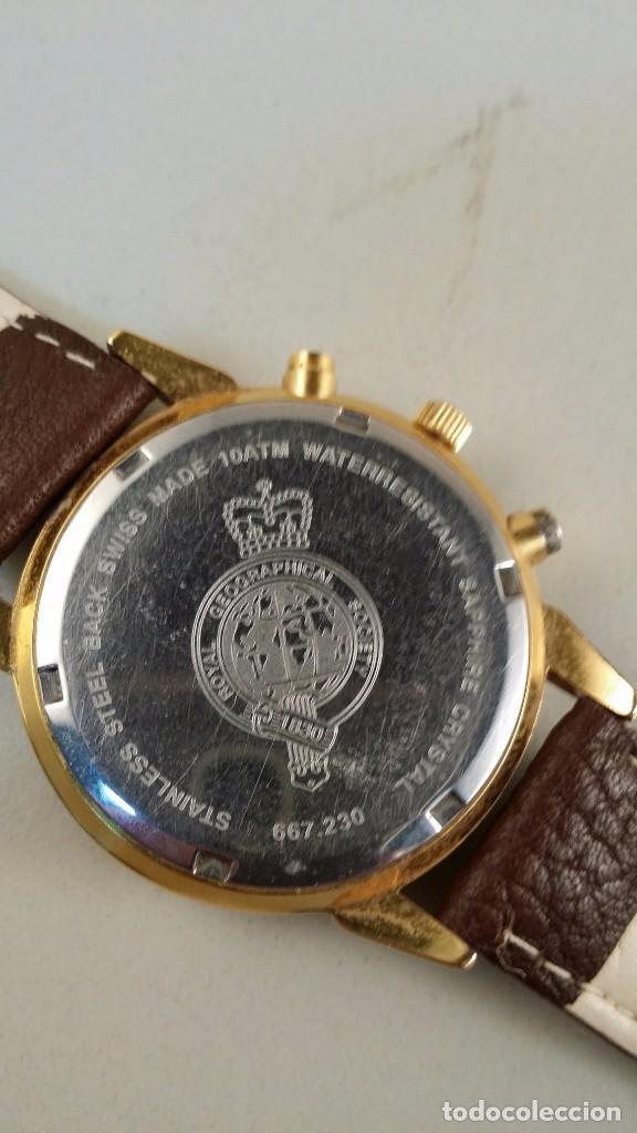 Relojes: Reloj de pulsera Royal Geographical Society 1830 - Foto 3 - 151087578