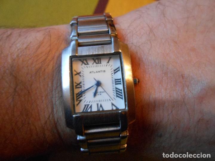 Relojes: RELOJ DE PULSERA UNISEX ATLANTIS. - Foto 5 - 67342009