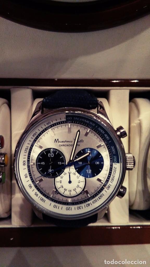 0cf32a3f3 reloj massimo dutti - Comprar Relojes otras marcas en todocoleccion ...