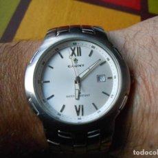 Relojes: RELOJ DE PULSERA DE CABALLERO CAUNY PRIMA. Lote 67344581