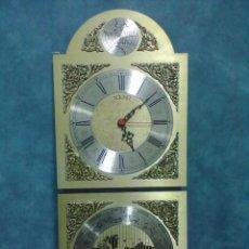 Relojes: TEMPUS FUGIT RELOJ PARED A PILA FUNCIONANDO. Lote 67598309