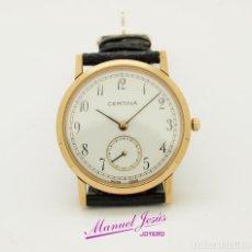 Relojes: RELOJ CERTINA CABALLERO, CORREA DE PIEL. Lote 67650961