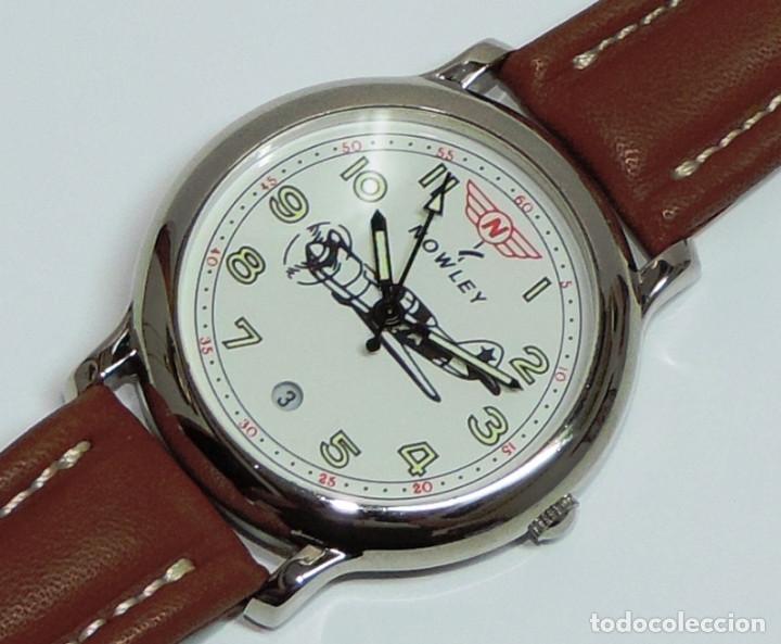 NOWLEY DE CUARZO (Relojes - Relojes Actuales - Otros)