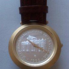 Relojes: RELOJ POTOSÍ MONEDA DE 1 ECU. Lote 69673473