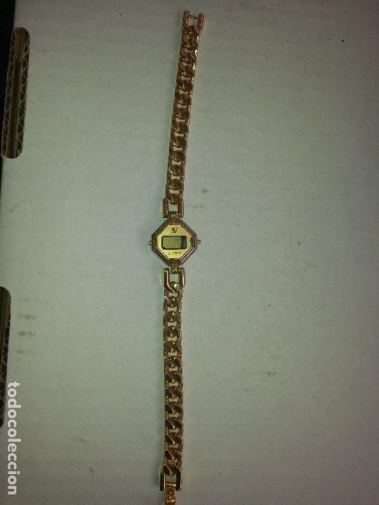 Relojes: reloj quartz preciosa correa dorada - Foto 5 - 70000261