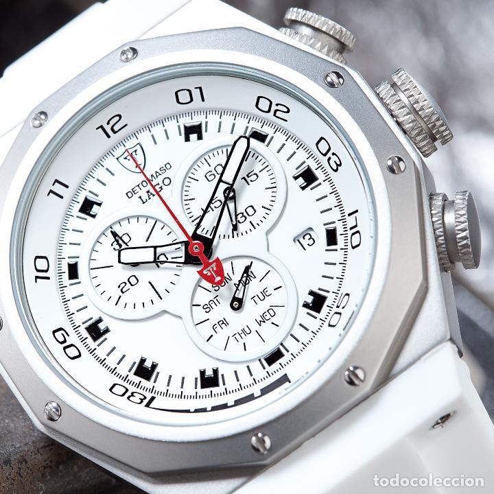 Relojes: Reloj DETOMASO LAGO CRONOGRAFO - Foto 7 - 58295388