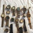 Relojes: LOTE DE RELOJES CETIKON CASIO CINGLER. Lote 93034197