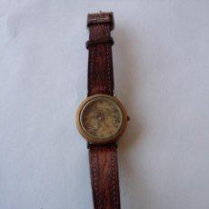 Orologi: RELOJ MUÑECA DUCAL IMITACION MADERA (MAL ESTADO). Lote 72059563