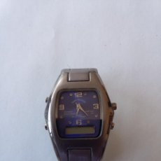 Relojes: RELOJ MUÑECA LOUIS VALENTIN AZUL. Lote 72061083