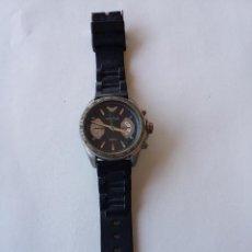 Relojes: RELOJ MUÑECA SM ESFERAS INTERIORES DECORACION (DETERIORADO DETRAS). Lote 72062915