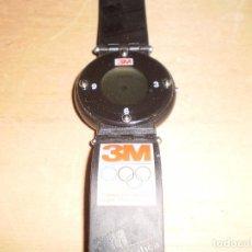 Relojes: RELOJ 3M PATROCINADOR MUNDIAL JUEGOS OLIMPICOS 1992. Lote 72413895