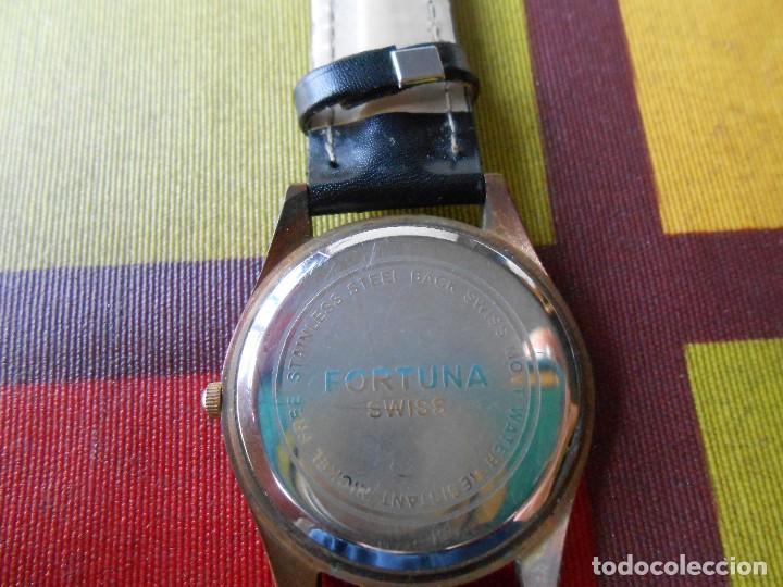Relojes: RELOJ DE CABALLERO FORTUNA (SWISS MOVT). - Foto 6 - 73714071