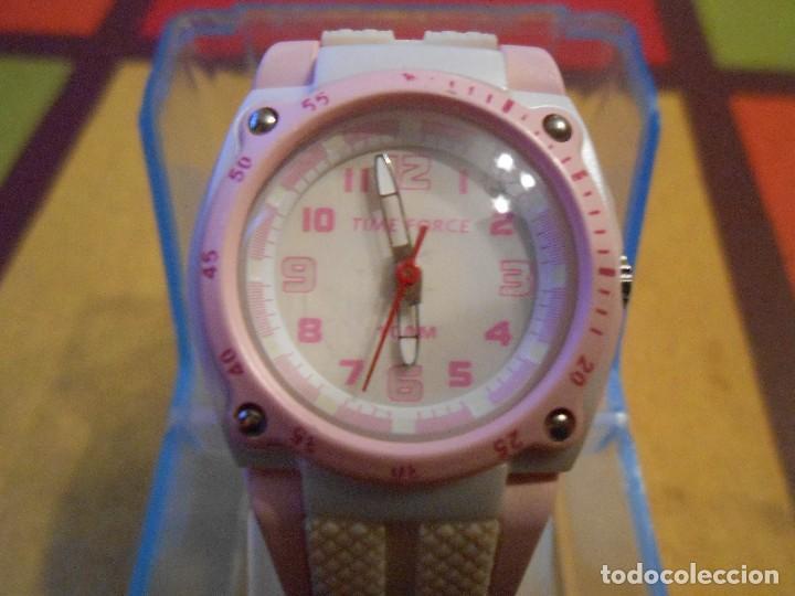 Relojes: RELOJ DE SEÑORA O CADETE TIME FORCE . - Foto 2 - 73715099