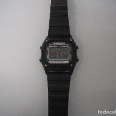 Relojes: RELOJ DE PULSERA MARCA QUIKSILVER M150DR - PULSERA NEGRA DE ORIGEN. Lote 73964623