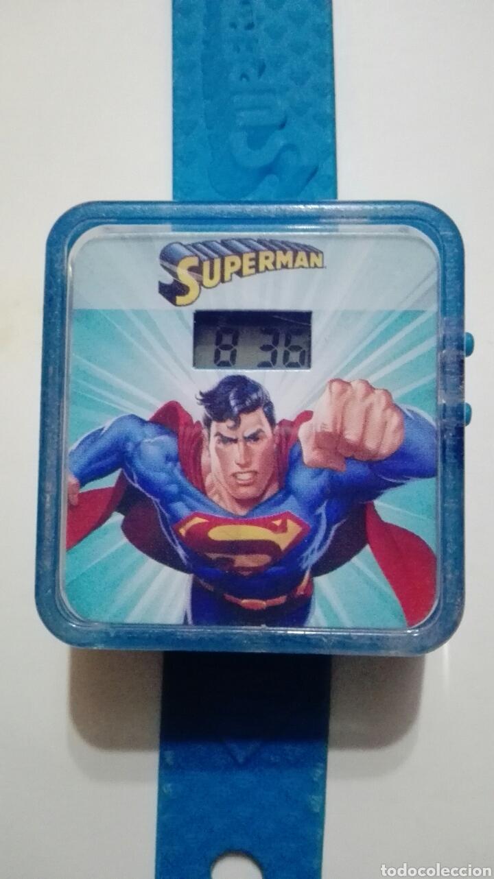 RELOJ SUPERMAN MC DONALDS (Relojes - Relojes Actuales - Otros)