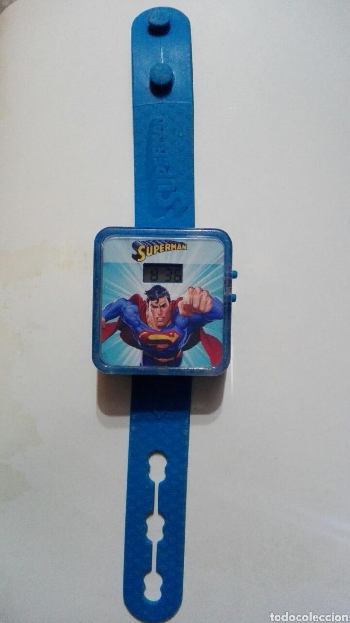 Relojes: Reloj Superman mc donalds - Foto 2 - 74078079