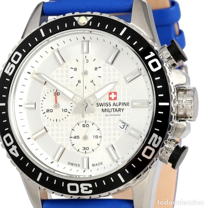 Relojes: Swiss made swiss Alpine military by Grovana chronograph - Foto 3 - 74435323