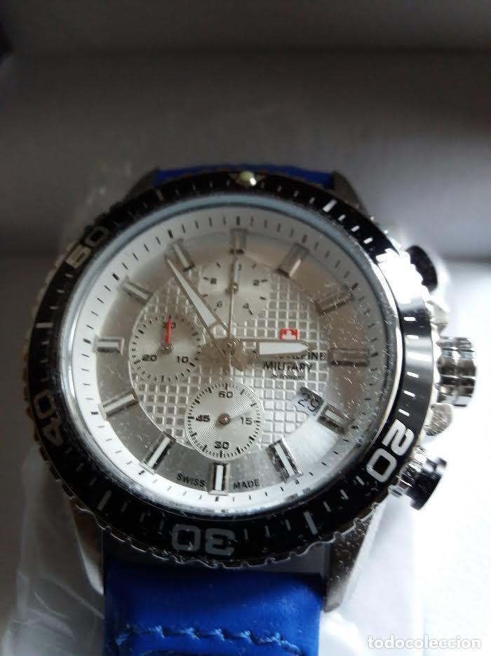 Relojes: Swiss made swiss Alpine military by Grovana chronograph - Foto 5 - 74435323