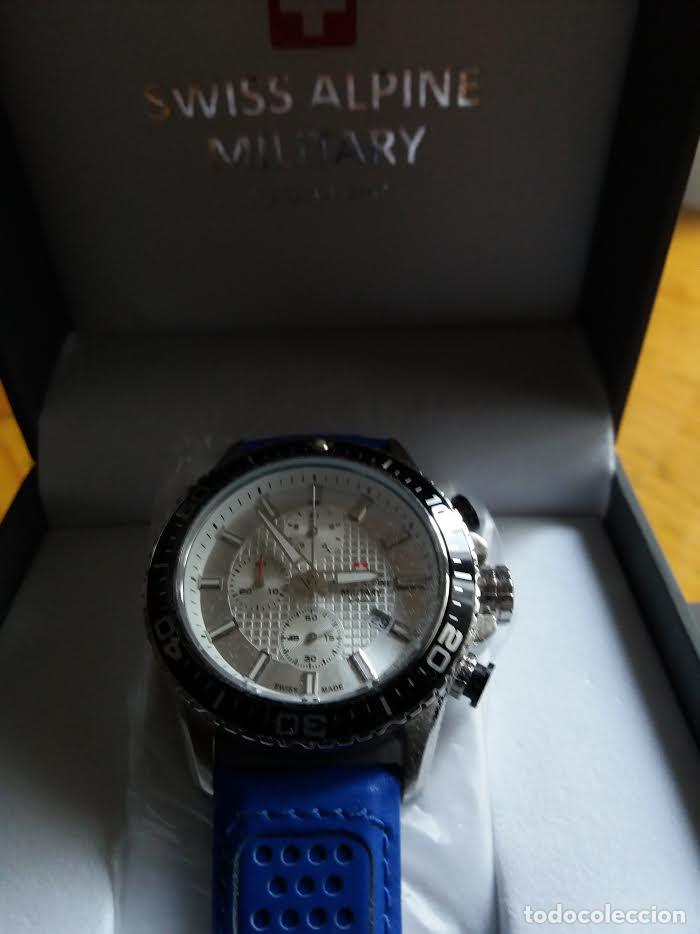Relojes: Swiss made swiss Alpine military by Grovana chronograph - Foto 6 - 74435323