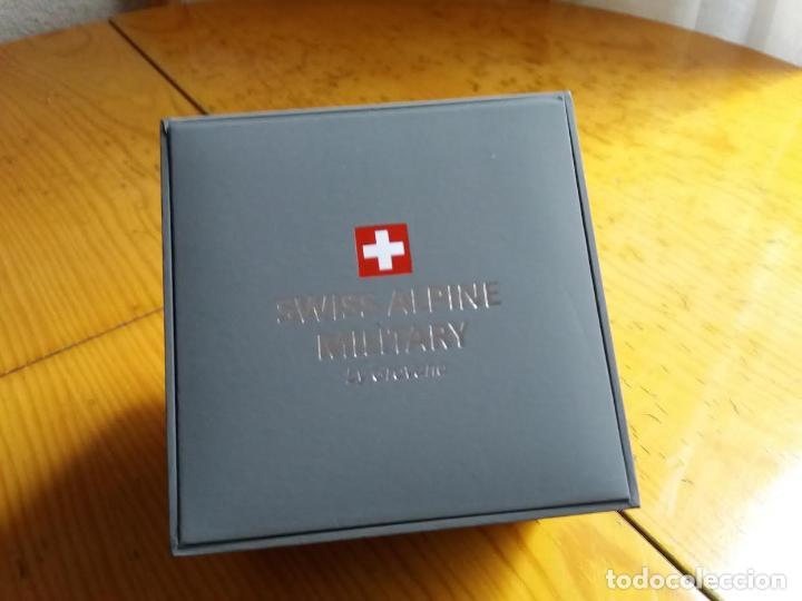 Relojes: Swiss made swiss Alpine military by Grovana chronograph - Foto 7 - 74435323