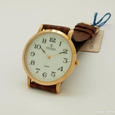 Relojes: RELOJ TITAN UNISEX CLÁSICO. Lote 74872323