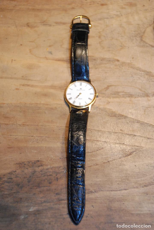 Relojes: MUY BONITO RELOJ MAURICE LACROIX VINTAGE ORO 18K - Foto 3 - 74983091