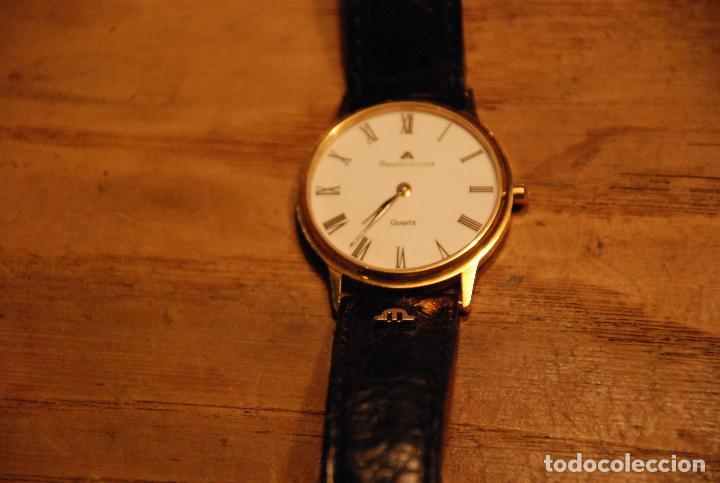 Relojes: MUY BONITO RELOJ MAURICE LACROIX VINTAGE ORO 18K - Foto 4 - 74983091