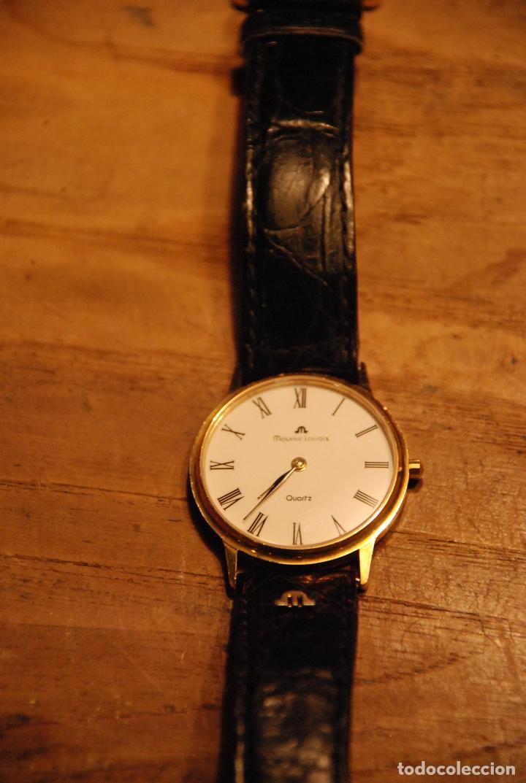 Relojes: MUY BONITO RELOJ MAURICE LACROIX VINTAGE ORO 18K - Foto 5 - 74983091