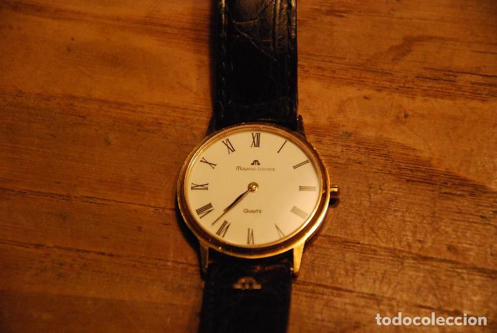 Relojes: MUY BONITO RELOJ MAURICE LACROIX VINTAGE ORO 18K - Foto 6 - 74983091