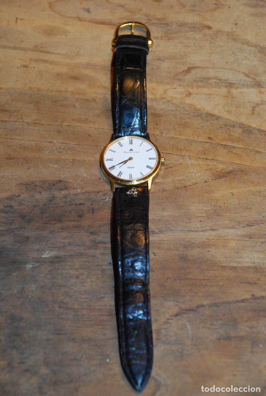 Relojes: MUY BONITO RELOJ MAURICE LACROIX VINTAGE ORO 18K - Foto 10 - 74983091