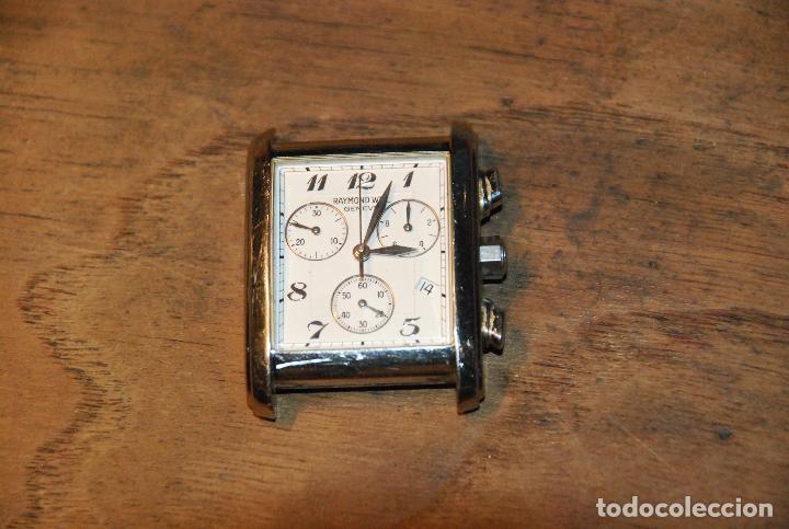 Relojes: RELOJ VINTAGE RAYMOND WEIL - Foto 2 - 74989991